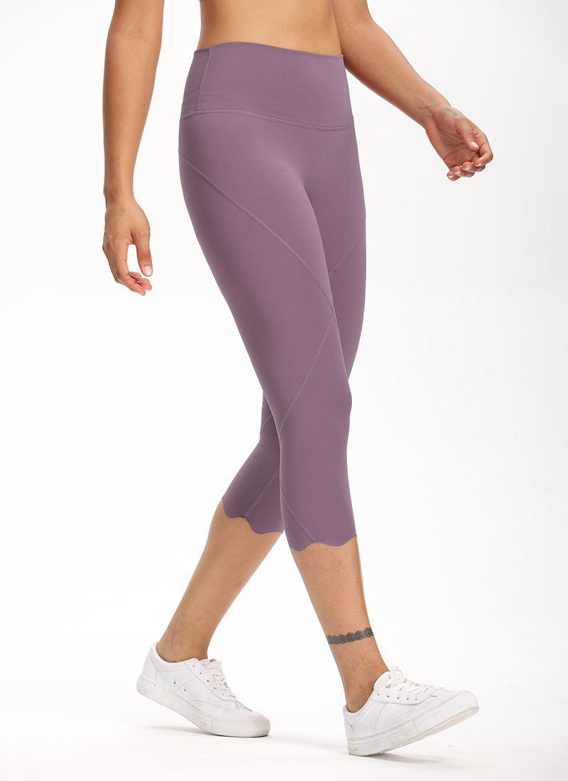 Hefeaf99e506c409583415fc5c0060131p Cardism High Waist Sport Pants Women Yoga Sports Gym Sexy Leggings For Fitness Joggers Push Up Women Calf Length Pants Wave