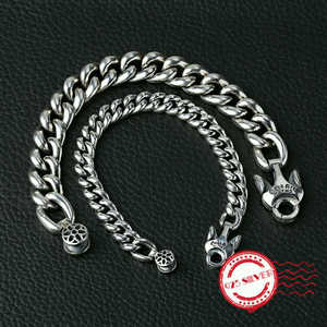 S925 sterling silver men's bra
