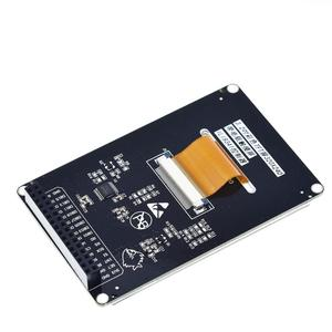Image 5 - TZT  3.2 inch LCD TFT with resistance touch screen ILI9341  for  STM32F407VET6 development board Black