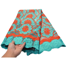 african lace fabric 2019 high quality lace nigerian lace fabric for women dress african tulle lace with stones 5yards per piece beautifical lace fabric african austria lace fabric high quality lace fabric for party 5yards piece woman wedding dress 4n620