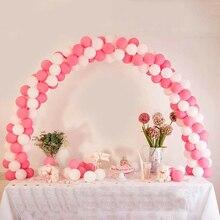 Воздушный шар набор для арки Свадьба День рождения украшение магазин открытие события декоративная Арка колонна база