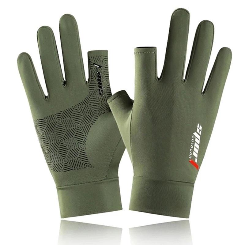 Mănușile de pescuit de protecție protejează mâinile cu eliberare - Pescuit