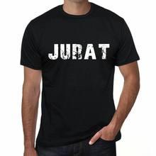 Jurat masculino vintage impresso t camisa preto presente de aniversário 00553