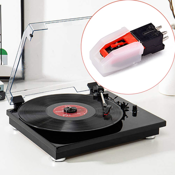 1pc gramofon rysik do odtwarzacza winylowego gramofon gramofon gramofon tanie i dobre opinie CN (pochodzenie) Stylus Needle
