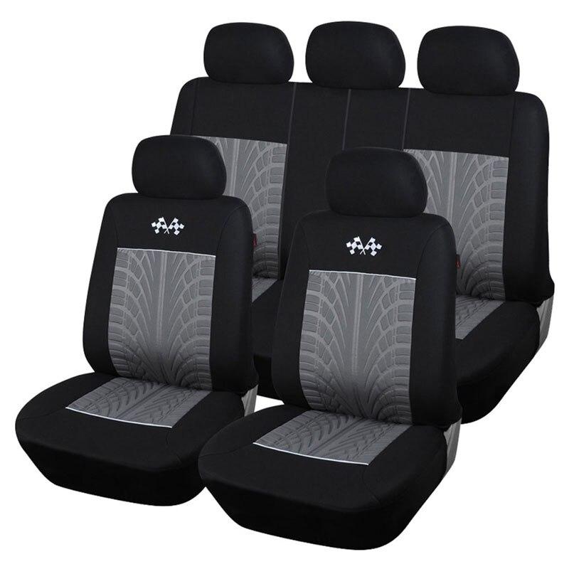 Housse de siège de voiture couvre les accessoires intérieurs automatiques de protecteur pour honda crosstour CR-V fit HR-V hrv insight JAZZ spirior stream