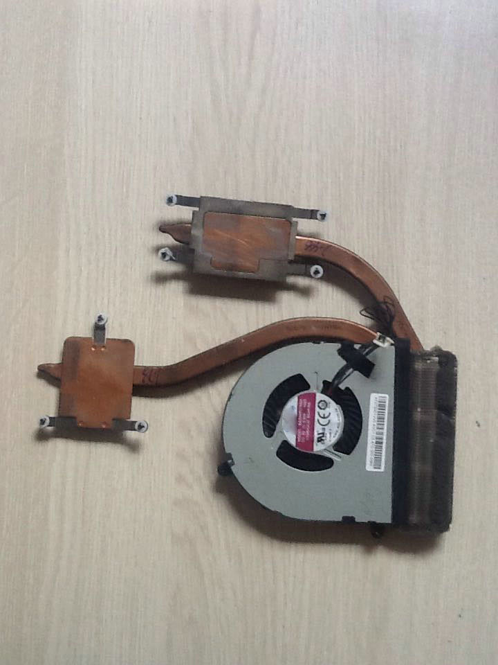 Original para lenovo E555 E550 E550C cooler fan dissipador 04X5620 SH40F83160 AT0TS001DT0