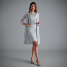 Chiffon Mother Of The Bride Dresses Plus