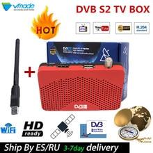 Vmade Best full HD SET TOP TV BOX Satellite Receiver DVB S2