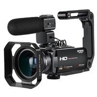 Cámara de vídeo Digital Full HD Ordro Z20 1080P, videocámara de visión nocturna IR, YouTube, Vlog, para grabación en el hogar