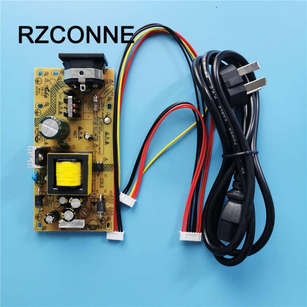 LCD Internal Power Supply Board Double Output 12V And 5V For 14''-22'' Laptop Monitor Panel DIY