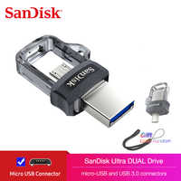 Sandisk Pendrive 256gb 128gb OTG USB Flash Drive 64gb 32gb Pen Drive USB 3.0 Stick Disk in Chiave di Memoria per il telefono Android
