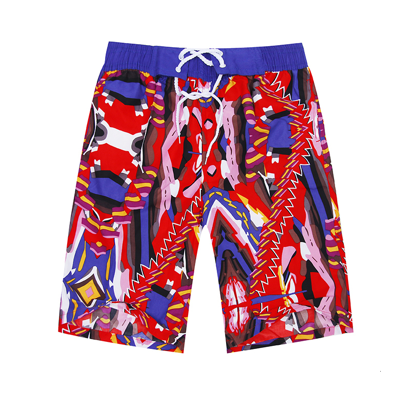 People Casual Shorts Red Love Printed Bermuda Casual Kneel Density Short Book Easy Dry Vacation People Shorts With Pocket