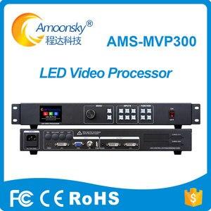 Image 1 - 新しい農産物フルカラー mvp300 ビデオプロセッサスケーラサポート 2 linsn カード商業広告 led ディスプレイ