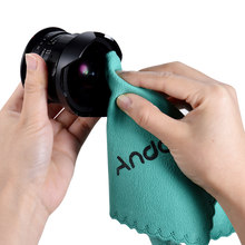 Andoer Schoonmaakdoekje Scherm Glas Lens Cleaner voor Canon Nikon DSLR Camera Camcoder voor iPhone iPad Tablet Computer(China)