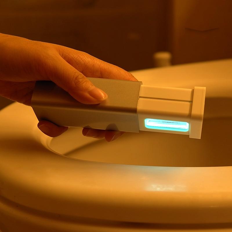 Ultra-portable UV Disinfection Lamp Hand-held UV Disinfection Wand Germicidal Lamp UV Sterilizer Bottle Sterilizer