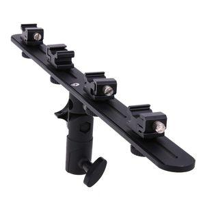 Image 5 - FULL Đa Năng 4 Giá Đỡ Đèn Flash Hot Shoe Tốc Đứng Dù Ánh Sáng Giá Đỡ Cho Phòng Thu Video Máy Ảnh Dslr Canon Nikon yongn
