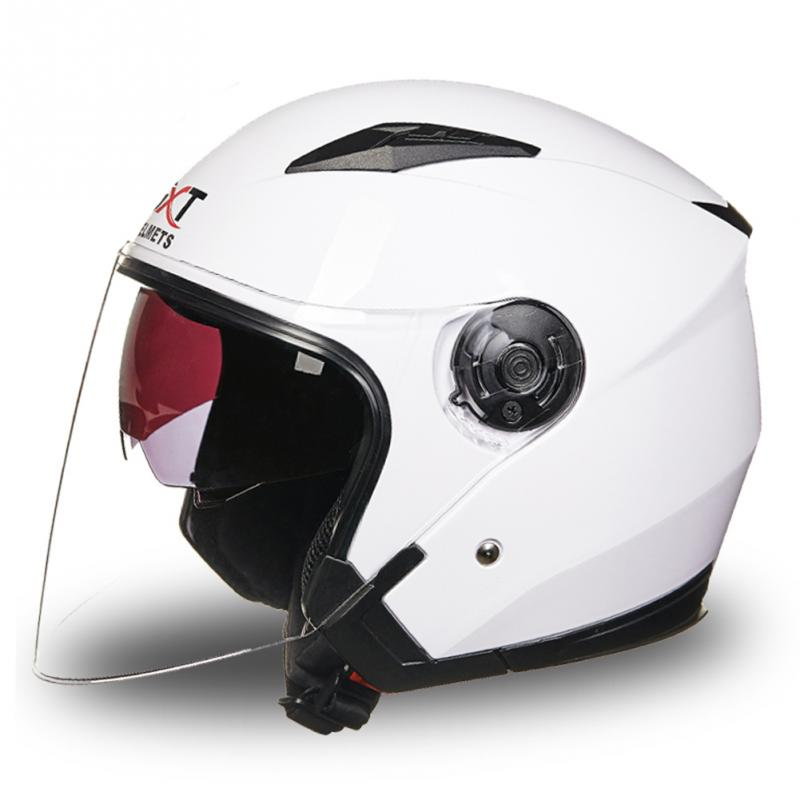 Double Lense Unisex Motorcycle Helmet Full Face Anti UV Electrombile Motorbike Road Bike Pinlock Visor moto Capacete in Helmets from Automobiles Motorcycles
