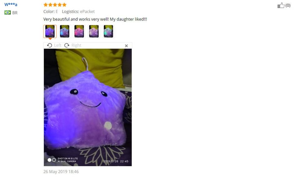 luz brinquedos presente para crianças meninas