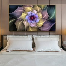 Diamond Embroidery large customAbstract flower 5D DIY Painting Full Square/Round drills Mosaic Wall