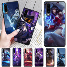 League of Legends lol Hero Custom Photo Soft Phone Case For Huawei P8 lite 2017 P9 P10 20Pro Lite Pro P30lite P Smart 2019(China)