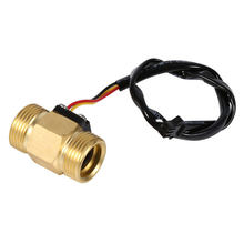 1.75MPa Copper Replacement G3/4inch DN20 Measurement Easy Install Durable Stable Flowmeter Meter Liquid Water Switch Flow Sensor(China)