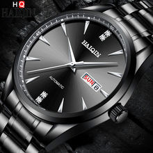 HAIQIN 2020 New men's watches top brand luxury automatic watch