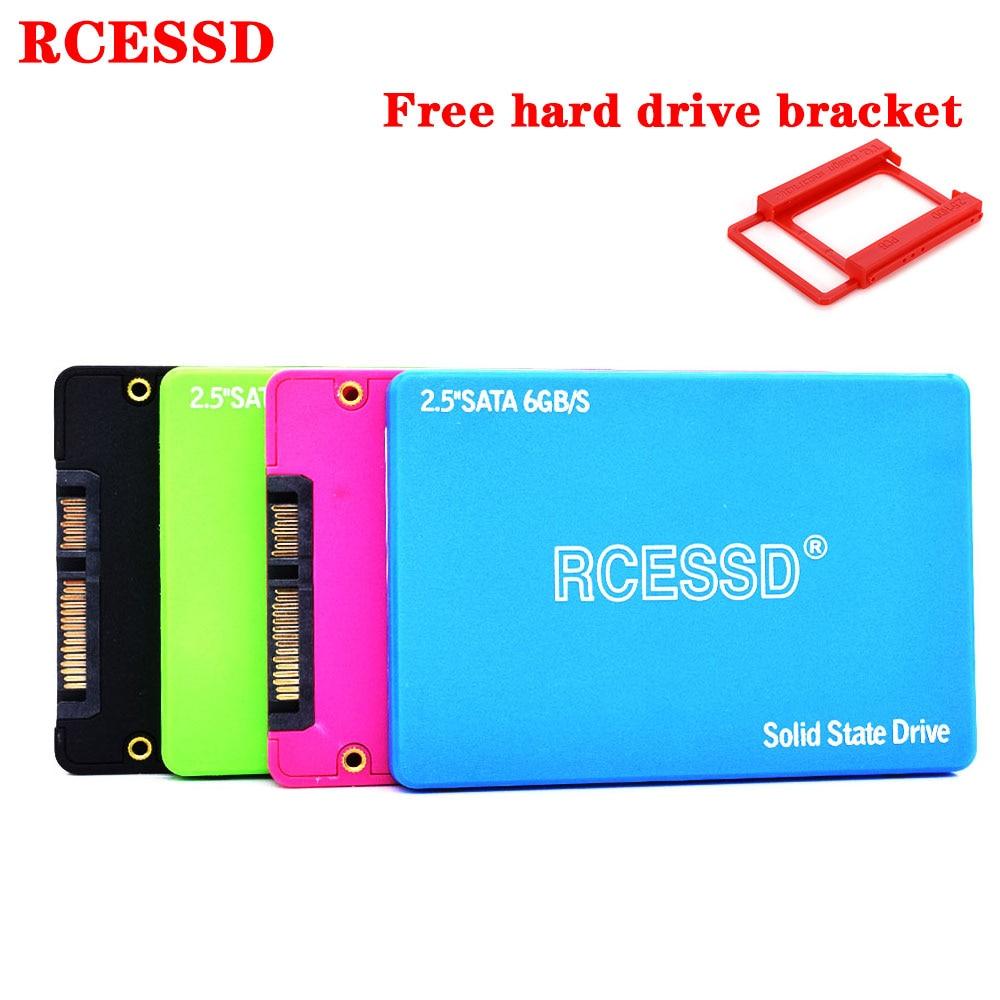 RCESSD SSD  2.5 Inch SATA3  120GB 128GB 240GB 256GB 360GB   Internal Solid State Hard Disk Drive HDD  60GB 64GB 480GB 512GB 1TB