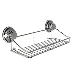 Image 3 - Bathroom Shelf Storage Rack Stainless Steel Shelf Punch Free Firm Shower Kitchen Fitted Wall Storage Organizer Rack