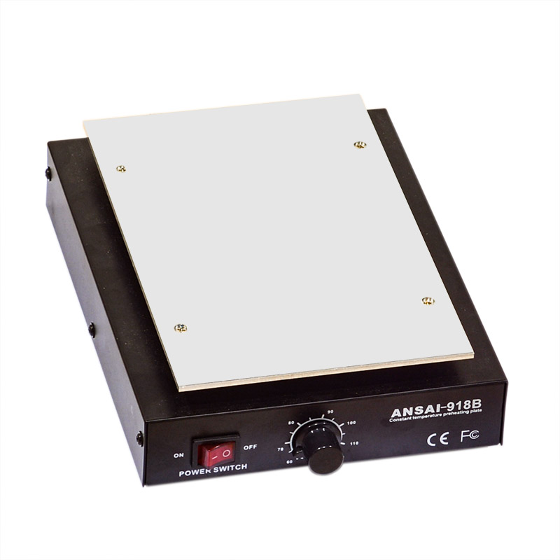 Tools : 110V US   220V EU LCD Screen Separator Heating Platform Plate Glass Removal Phone Repair Machine Auto Heat Smooth Plate Station