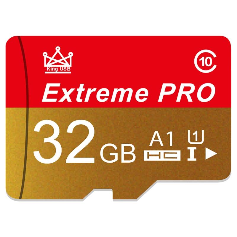 Карта памяти Micro sd, 256 ГБ, 128 ГБ, 64 ГБ, 32 ГБ, 16 ГБ, 8 ГБ, класс 10, U1, TF флеш-карта, память на мобильный телефон, видеорегистратор