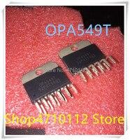 1 pçs/lote OPA549T OPA549 ZIP 11 IC|Acessórios para baterias|Eletrônicos -