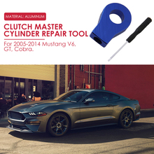 Clutch-Master-Cylinder-Rod Mustang Ford V6 GT Mod-Fix Multi-Functional Cobra Practical