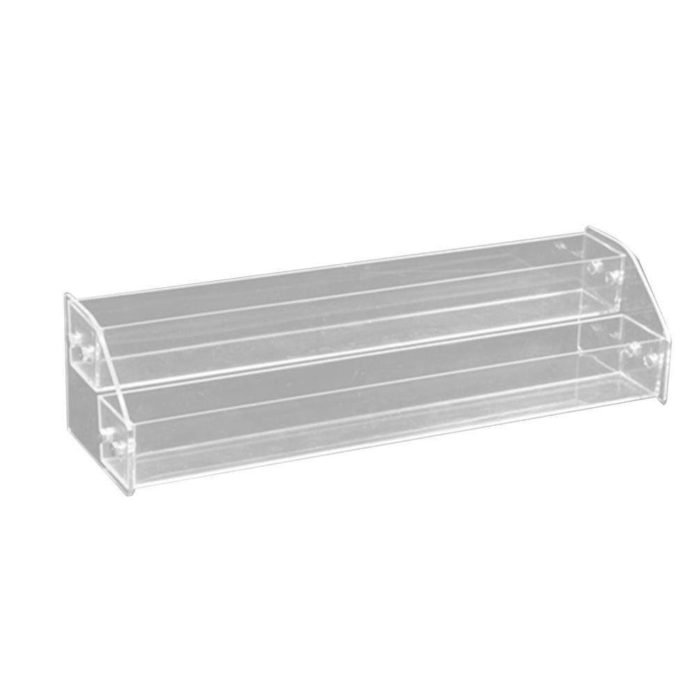 Acrylic Nail Polish Display Stand Multi-Layer Plastic Transparent Frame Mask Lipstick Display Rack Cosmetic Storage Box