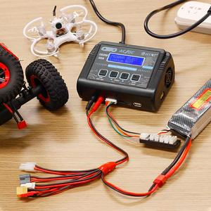 Image 2 - HTRC C150 RC Charger AC/DC 150W 10A Discharger for LiPo LiHV LiFe Lilon NiCd NiMh Pb Battery Lipo Charger & Explosion Proof Bag
