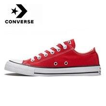 Converse – Chuck Taylor All Star Original pour hommes et femmes, paniers de skateboard unisexes quotidiens à plateforme basse