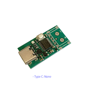 "Image 4 - ZY12PDN פ""ד DC דמה זיהוי סוג C PD2.0 3.0 מהיר טעינה הדק מודול קלפי HID תכנות מודול 5A 100W"