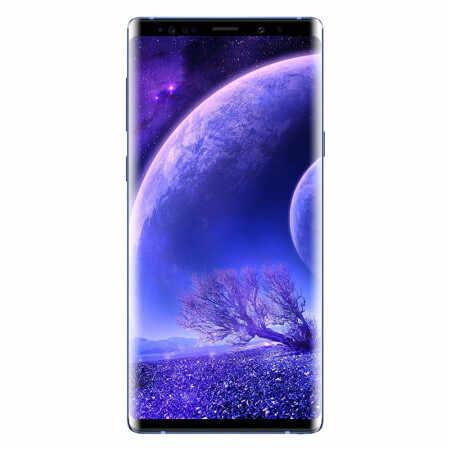"""サムスンギャラクシー Note9 N960U 携帯電話 128 ギガバイト ROM 6 1GB の RAM オリジナル LTE オクタコア 6.4 """"デュアル 12MP NFC の Snapdragon 845"""