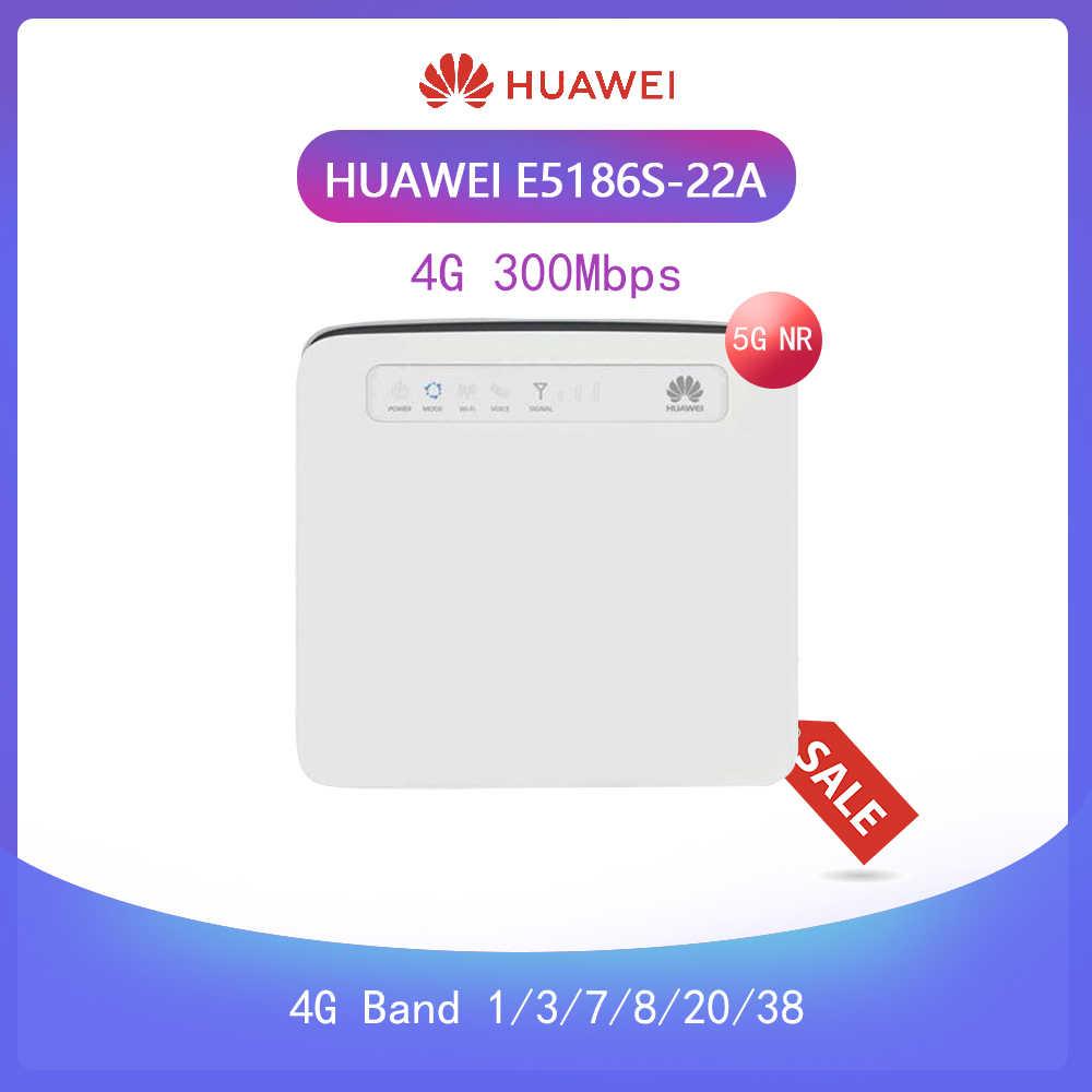 Unlocked Huawei E5186 E5186s 22 4G Wireless Router LTE FDD