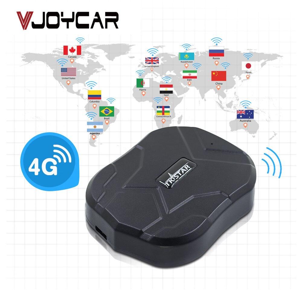 Настоящий 4G LTE Автомобильный GPS трекер TKSTAR TK905-4G 5000 мАч TK905B 10000 мАч Автомобильный Магнит GPS локатор Водонепроницаемый Вибрационный будильник ...