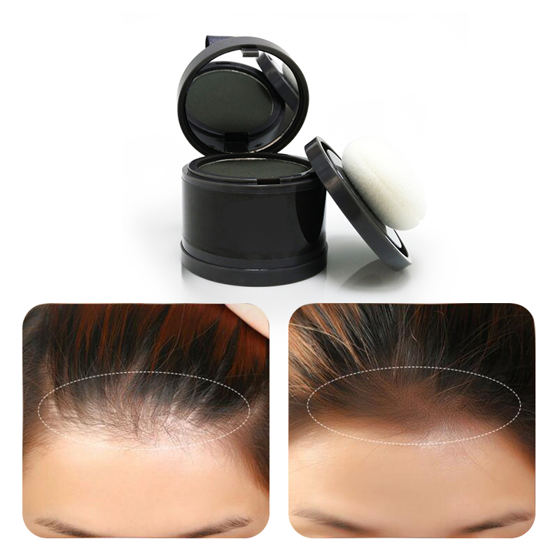 New Hair Line Powder Hair Color Edge Control Women Hair Care Shadow Makeup Hair Shadow Powder Women Man Hairline Shadow Powder