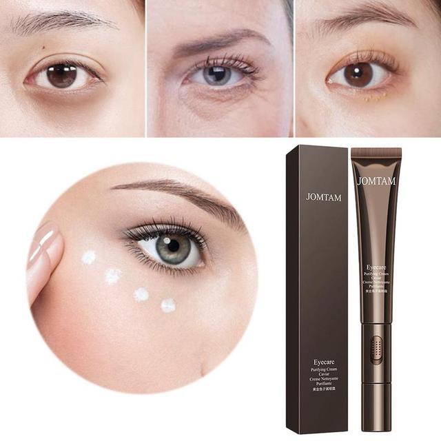 Electric Massager Eye Cream  4