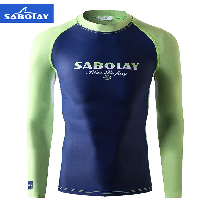 Sabolay New Style Couples Quick-Dry Shipped Outdoor Tight Diving Suit AliExpress Ql6713