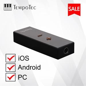 Image 1 - TempoTec سوناتا HD برو نوع C إلى 3.5 مللي متر DSD256 ل أندرويد و آيفون سماعة مكبر للصوت محول DAC