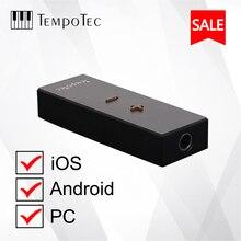 TempoTec SONATA HD PRO Тип C до 3,5 мм DSD256 для Android и iPhone усилитель наушников адаптер DAC