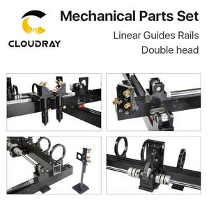 Image 3 - Cloudray ensemble de pièces mécaniques, kit Laser 1300x900mm, pièces de rechange pour Machine Laser CO2 1390 à bricolage