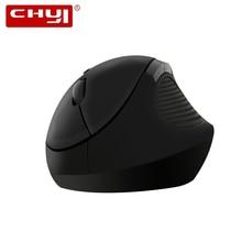 лучшая цена Wireless Optical Vertical Mouse Wireless Vertical Gaming Mouse Rechargeable 2.4GHz Ergonomic  Vertical Mause Prevent Mouse Hand