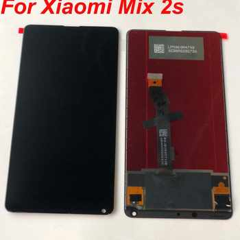 Original For 5.99 Xiaomi Mi Mix 2S LCD Display 10 Touch Screen Panel XiaoMI Mix2S LCD Digitizer Assembly Replacement Repair Part - DISCOUNT ITEM  31 OFF Cellphones & Telecommunications
