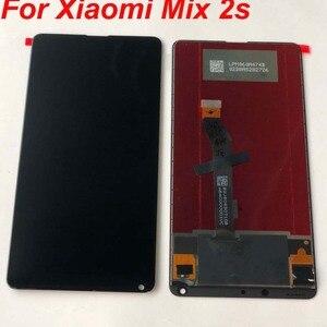 Image 1 - Pantalla LCD Original para Xiaomi Mi Mix 2S, Panel de pantalla táctil de 10 pulgadas, montaje de digitalizador LCD, pieza de reparación, 5,99