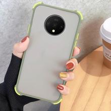For Oppo A5 A9 2020 Case Translucent Airbag Shockproof Phone Cover For Oppo A91 A31 A8 A5S A3S A7 F9 F11 Pro F15 K3 K5 Case Etui смартфон oppo a3s 16 гб красный a3s red