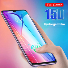 15D Hydrogel Film Full Cover On The For Xiaomi 9 SE 8 Lite 8 SE Screen Protector Film For Xiaomi A1 A2 Lite Protective Film